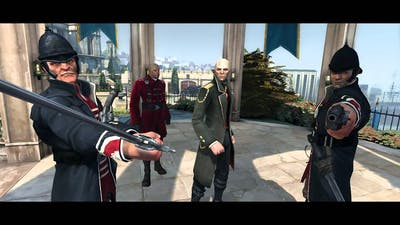 Dishonored: Corvo and Daud's Intro Combined