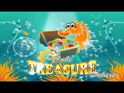 Gameplay: Cobi Treasure Deluxe