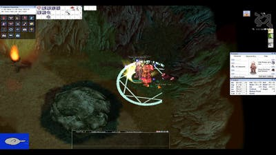 Testing out Throw Spirit Sphere & Guillotine Fist on iRo:Trans test