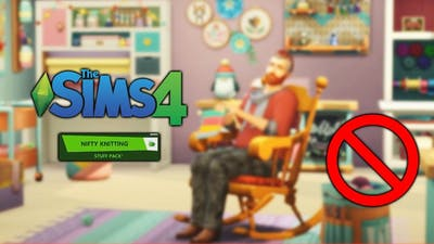 Sims 4 Nifty Knitting | Stuff pack | Trailer Reaction
