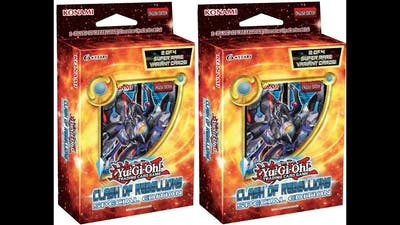 Yugioh 2X Clash of Rebellions Special Edition Opening