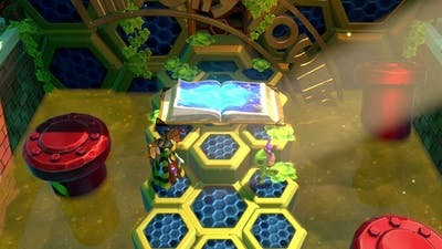 Yooka-Laylee and the Impossible Lair 100% Walkthrough Part 1