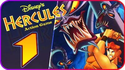 Disney's Hercules gameplay Part 1