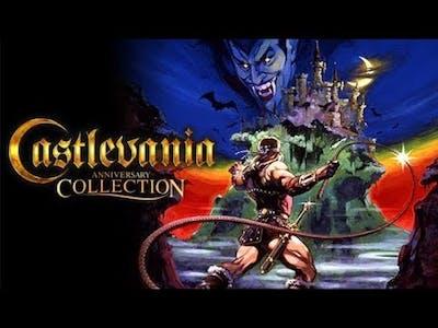 Castlevania Anniversary Collection Game Play Walkthrough / Playthrough