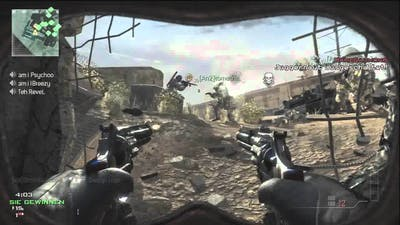 Let's Bash Together : Call of Duty Mw3 Infiziert