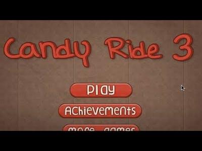Candy Ride 3 Walkthrough