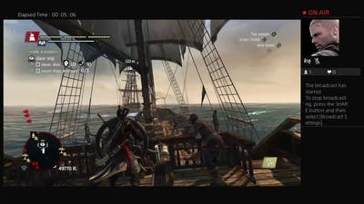 kev3r32k13's Live assassins creed freedom cry
