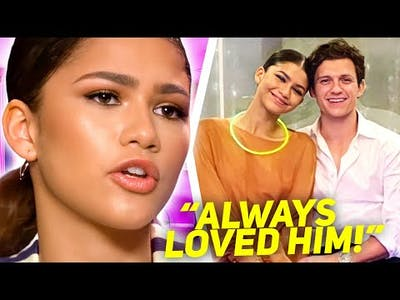 Zendaya Reveals What Made Her Fall In Love With Tom Holland
