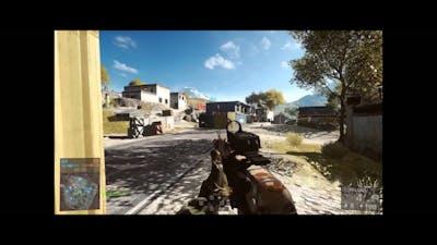 Battlefield 4 Gameplay (17/4 ) [1080p] [BlondeMoey]