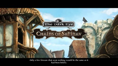 Let's Play : The Dark Eye - Chains of Satinav Part 1