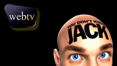 You Don't Know Jack YDKJ on the WebTV plus