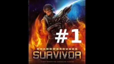 Shadowgrounds Survivor : Wake-up Call Walkthrough [No Commentary]