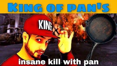 #king pan / insane kill with pan 😱, king of pan's AboRundo Gaming #who is king pan