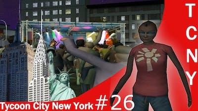 Tycoon City New York #26 Rock around New York City