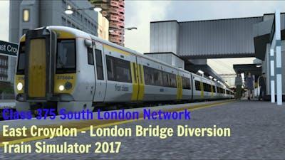 Train Simulator 2017 South London Network Southeastern Divert