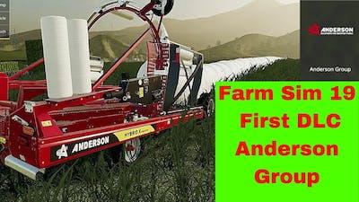 Anderson Group - First DLC - Farming Simulator 19