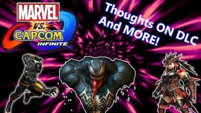 Marvel Vs. Capcom Infinite DLC Thoughts!