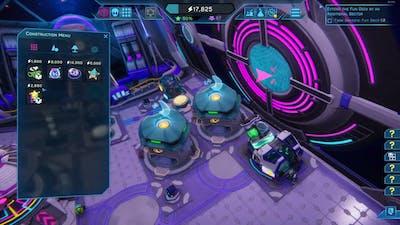 Spacebase Startopia gameplay