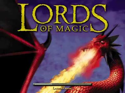 Lords of Magic Special Edition Mantera mod GS5R3 Part 4 Fire sorceress on hard turn 8 to 11