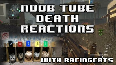 Black Ops 2 Noob Tube Death Reactions | Funny Death Reactions, Funny Noob Tube Kills | Racingcatz