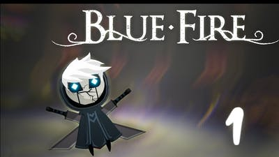 Blue Fire Pt 1 - Wasting Money on Emotes | Polliegon Gaming