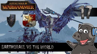 Chaos vs Empire - THEY WANT CHICKEN FOR DINNER! - Total War: Warhammer Multiplayer Battle Replay 17