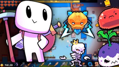 Forager | [All Bosses]