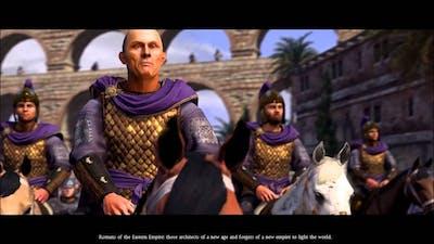 Total War Attila - Fall Of Rome - Short movie