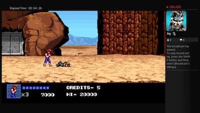 Double Dragon IV Gameplay