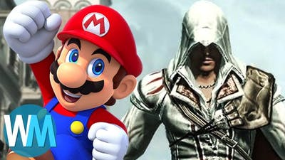 Top 10 Mario Easter Eggs You Missed in Non-Nintendo Games