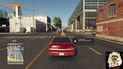 cant get aroungh of this game | watchdogs 2