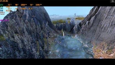 Total War WARHAMMER II The Hunter And The Beast Benchmark