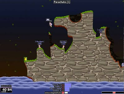 Worms: Armageddon Deathmatch Elite Level
