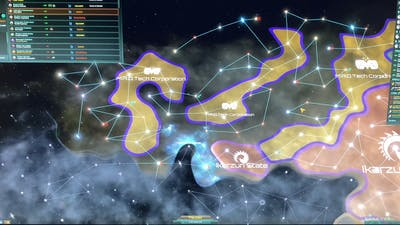 STELLARIS: Early - Mid Expansion (Megacorp)