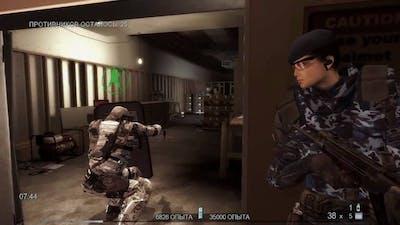 Tom Clancy's Rainbow Six Vegas 2 (multiplayer gameplay) HD #3