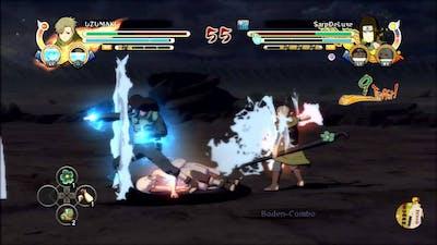 """Tilt is all you Need"" ! [HD] Challenge #1 | Naruto Shippuuden Ultimate Ninja Storm 3"