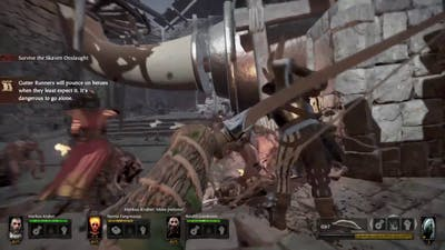 Warhammer The End Times Vermintide/Time to wake up #2