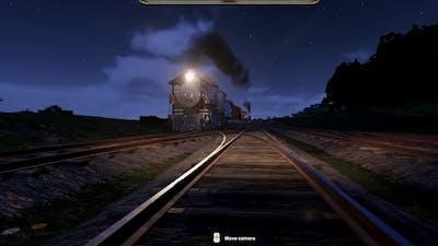 Railway Empire Mexico DLC. Night Express.