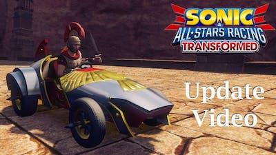 Sonic & All Stars Racing Transformed - Willemus (Update)