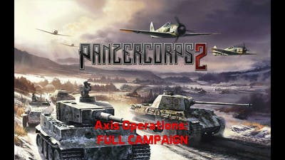 Panzer Corps 2 | Axis Operations | AO 1940 02 Training