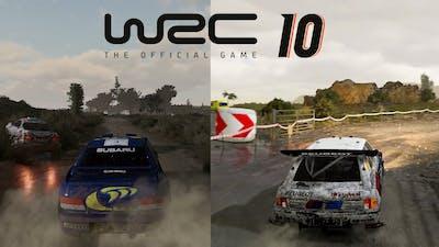 WRC 10 FIA World Rally Championship PC - Gameplay & Replay 4K