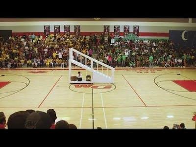 WATCH: Arizona high school's 'Harry Potter' dance is an internet hit