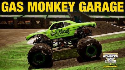 Monster Jam: Steel Titans 2 | Gas Monkey Garage [Gameplay]