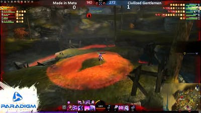 Made In Meta vs The Civilized Gentlemen Game 2