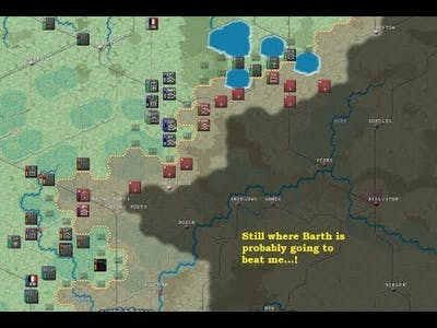 Decisive Campaigns Blitzkrieg JRP vs Barth Episode 8