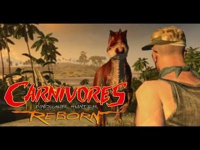 Ceratosaurus Standoff | Carnivores: Dinosaur Hunter Reborn | Ep 1