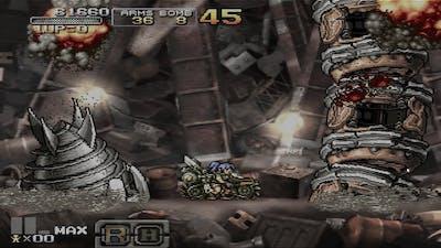 Metal Slug XX - Mission 1 - Gameplay | PC