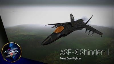 Vector Thrust - ASF-X Shinden II Demo