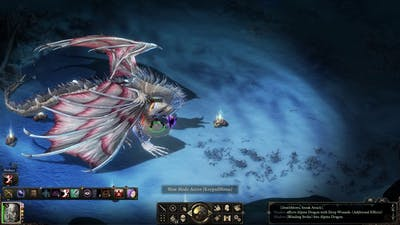 Pillars of Eternity - PotD Solo Rogue - Alpine Dragon