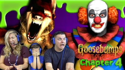 THIS IS IT!!! Goosebumps: Night Of Scares - Chapter 4